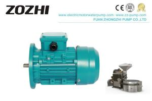 0.12Hp 0.09Kw 3 Phase Induction Motor For Commercial Roaster Manufactures