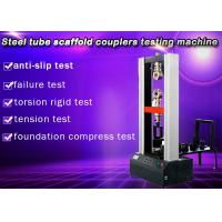 steel tube scaffold coupler testing machine Friendly Interface Electronic Test Equipment, Shear Testing Machine Manufactures