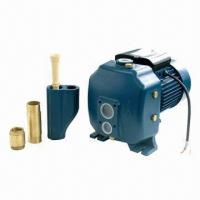 Deep Well JET Pump with IP44 Protection and Stainless Steel Mechanical Shaft Seal Manufactures