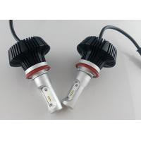 ZES 12V LED Headlight G7 - H8 / H9 / H11 70W 4000 Lumen Soft Pure White Manufactures