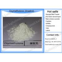 muscle bulk up -Anadrol /Oxymetholone steroid raw powder 434-07-1 for muscles building Manufactures