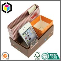 DIY Made Custom Color Printing Carton Box; Colorful Paper Stationery Box Manufactures