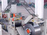 High Speed Automatic Q195 / Q215 Steel Coil / Steel Slitting Lines Width 300mm-1250mm Manufactures