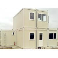 Commercial Reusable Metal Shipping Containers For House - Building Project Manufactures