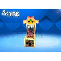 Cotton Candy Arcade Ticket Lottery Game Machine for Auto Show / KTV Manufactures