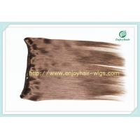 """Flip-in Hair extension 8""""-26"""" 4# color Straight Human Hair Brazilian hair extension Manufactures"""