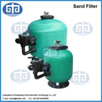 China Side Mount Sand Filter for Water Treatment on sale