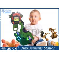 Buy cheap Game Center Coin Operated Rides , Coin Operated Kiddie Rides Easy Operation from wholesalers