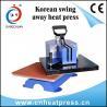 Manual swing away heat transfer machine Manufactures