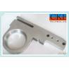 0.002mm Custom Machined Parts For Door Lock , Aluminum Delrin Plastic CNC Milled Manufactures