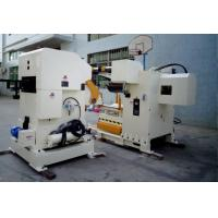 Metal Sheet Decoiler Straightener Feeder And Blanking Line For Automobile Parts Manufacturing Manufactures