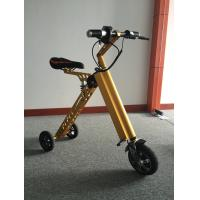 Three Wheel Electric Scooter electric tricycle 48V Lead Acid Battery Manufactures