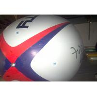 Quality White Inflatable Marketing Products Advertising , PVC Inflatable Ball Off Site for sale