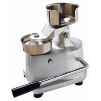 Simple Snack Bar Equipment , Professional Hamburger Press Manual Hamburger Machine Manufactures