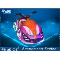 Cool Lighting Design Coin Operated Car , Children'S Coin Operated Rides Manufactures