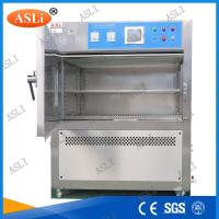 CE Certified Programmable UV Aging Test Chamber With 304 Stainless Steel Manufactures