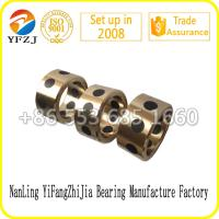 Reliable bearing factory for solid mosaic bearing,graphite inlaid bush Manufactures
