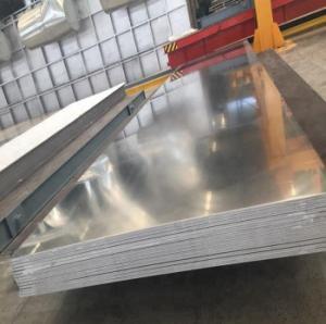 Marine Grade Aluminum Plate AA5083 Temper H321 H116 H111 Anti Rust Good Cold Workability Manufactures