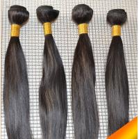 China silky straight hair natural colour cheap hair extensions on sale