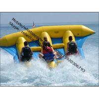 Banana Boat I inflatable water fly fishing boat inflatable banana boat Manufactures