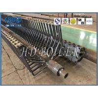 Power Station Plant Boiler Manifold Headers For Oil Fired Boiler Parts Manufactures