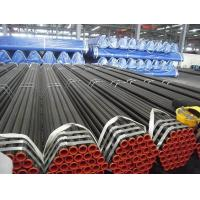 "ERW  EFW Welded Pipe Carbon Steel Tube A53 API5l GrA GrB DIN2458 EN10217 6"" SCH40 Manufactures"