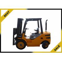 Eco Friendly 3 Ton Heavy Duty Forklift Solid State Lcd Digital Meter Wide View Manufactures