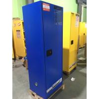Vertical Metal Safety Flame Proof Storage Cabinets For Vitriol / Nitric Acid Manufactures