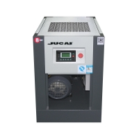 Buy cheap Wind Cooling 10hp Scroll Type Air Compressor 7.5KW 0.8mpa from wholesalers