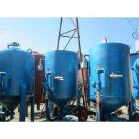 200 Liters Abrasive Sand Grit Blasting Equipment For Pressure Release System Manufactures