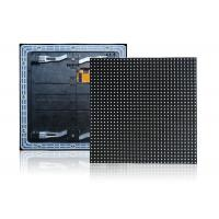 Waterproof Outdoor Front Service LED Display module Pixel 10mm module size biggest 320*320mm Manufactures