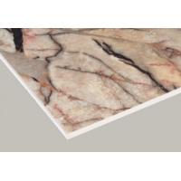 Marble Surface Interior Fiber Cement Board , High Strength Cement Fibre Sheet Manufactures