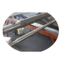China Cnc Machining Twin Screw And Barrel For Plastic Injection Molding Machine on sale