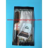 Chinese factory custom high-end export European and American cigar moisturizing humidification bag mini portable cigar Manufactures