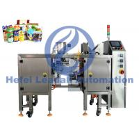 High Capacity Polythene Bag Packing Machine For 2kg Alumina Based Refractory Raw Material Manufactures