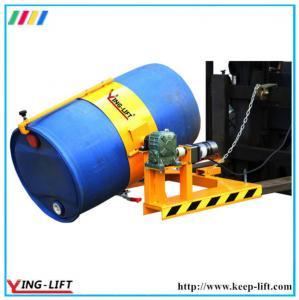 Electric Rotation Fork Mounted Drum Rotator Drum Tilter HK300