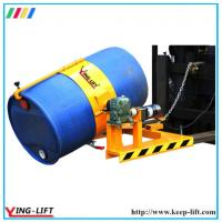 Electric Rotation Fork Mounted Drum Rotator Drum Tilter HK300 Manufactures