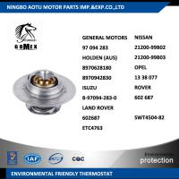 Auto Engine Thermostat SWT 4504-82 for GENERAL MOTORS HOLDEN (AUS)  ISUZU  LAND ROVER  NISSAN OPEL ROVER Manufactures