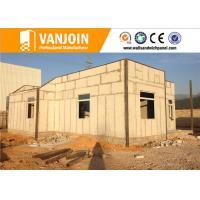 100mm Calcium Silicate EPS Cement Sandwich Wall Panel for Floor Manufactures
