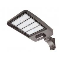 130Lm / Watt Shoe Box LED Light 4000K Daylight Brightness 5 Years Warranty Manufactures