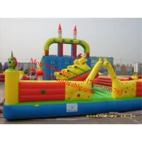 inflatable playground Manufactures