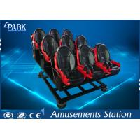 Kids Games Indoor 5D Cinema Simulator With Chairs for Playground Manufactures