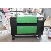 Quality Co2 Laser Wood Engraving Machine Size 500 * 700mm , Rubber Stamp Engraving for sale