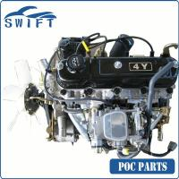 4Y Engine for Toyota Manufactures