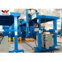 Professional H / I Beam Flange And Seam Welding Line Automatic Welding Machine Manufactures