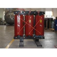 SCB -10 Step Down Cast Resin Dry Type Transformer /  Electrical Transformers Manufactures