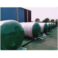 Horizontal Sandblasting Galvanized Steel Water Storage Tanks 300 Litre - 3000 Litre Manufactures