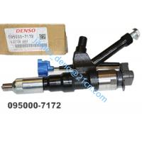 Quality Genuine Denso Common Rail Diesel Fuel Injector 095000-7170 095000-7172 Denso fuel injector for Hino P11C 380 for sale