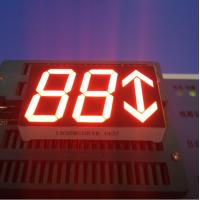 22.0mm Arrow Led Display , Common Anode 7 Segment Display 0.8 inch Manufactures