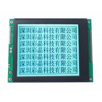 China Sunlight readable stn yellow green cob 240x160 graphic lcd module with led backlight used for instrument and meter on sale